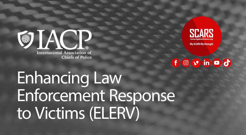 Enhancing Law Enforcement Response to Victims (ELERV)