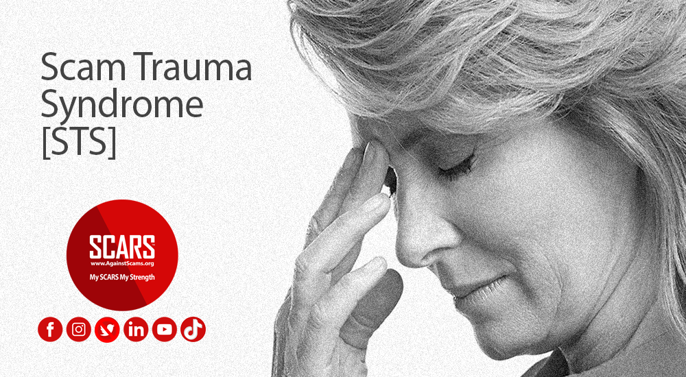 Scam Trauma Syndrome [STS]