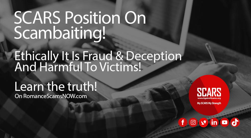 SCARS-position-on-scambaiting