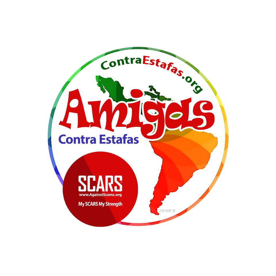SCARS|LATINOAMERICA : AMIGAS CONTRA ESTAFAS