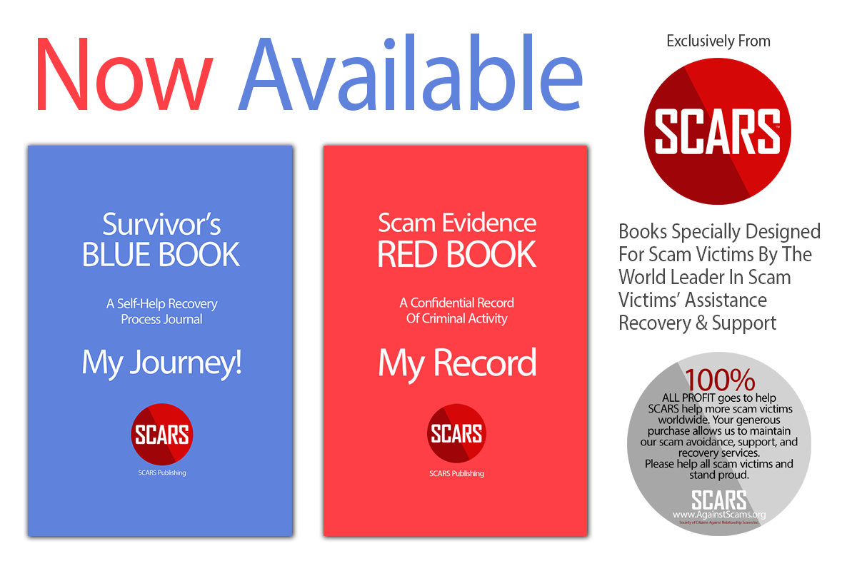 Available Now from SCARS Publishing