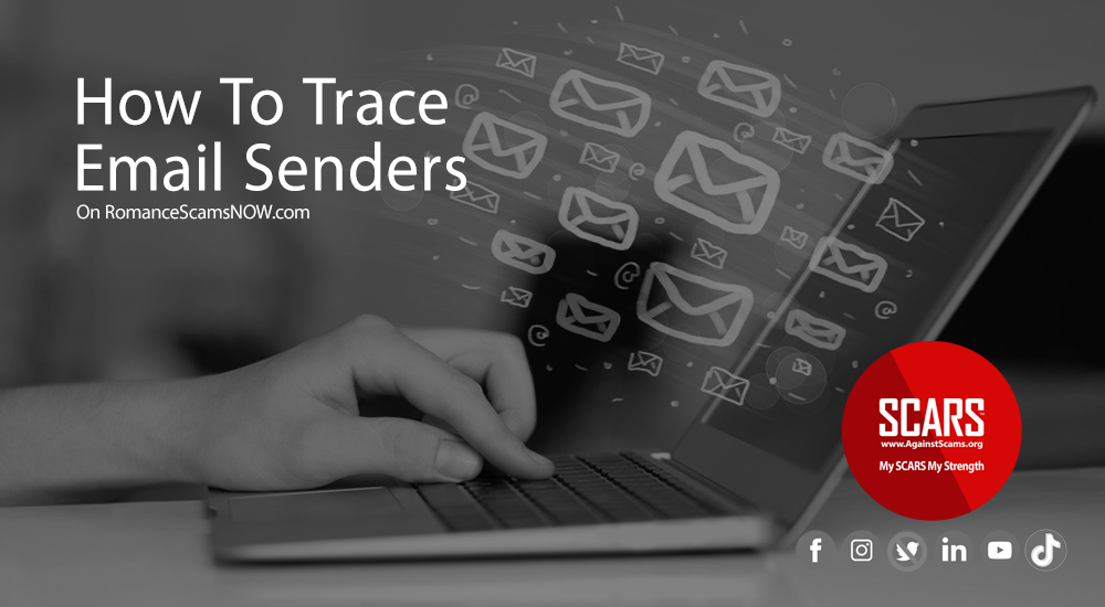 How To Trace Emails' Senders