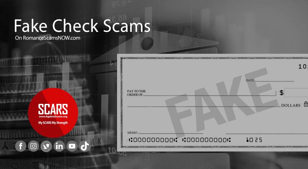 Fake-Check-Scams