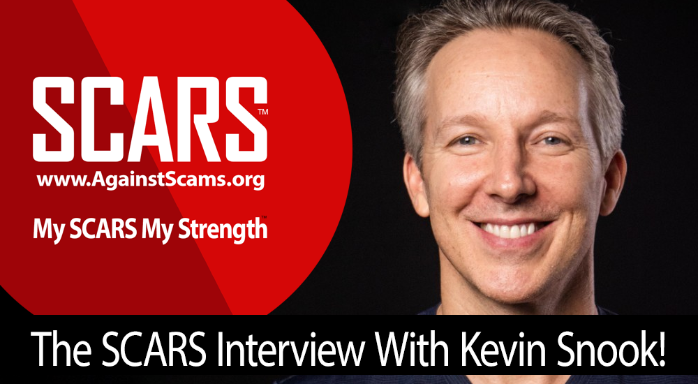 The SCARS Interview With Kevin Snook!