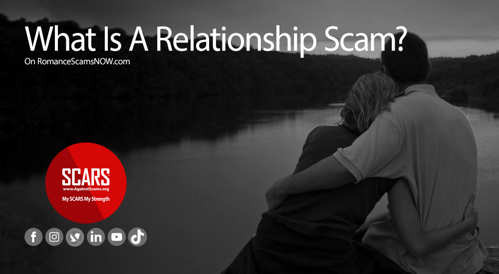 What Is A Relationship Scam? [INFOGRAPHIC]